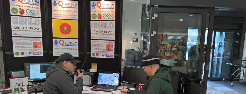 GB8LD – Lancashire Day