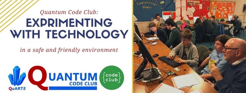 Quantum Code Club